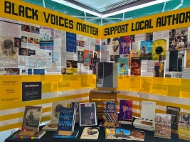 Black Lives Matter - Support Local Authors