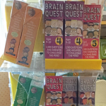 Brain Quest & Activity Books