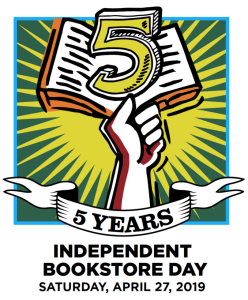 Celebrate Independent Bookstore Day