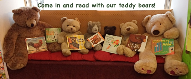 Read with the Bears!