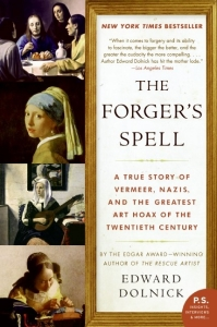 Hadassah Book Club - The Forger's Spell