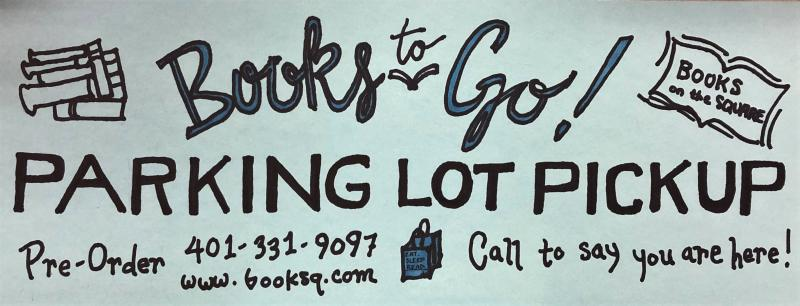 Books to Go - Parking Lot Pickup