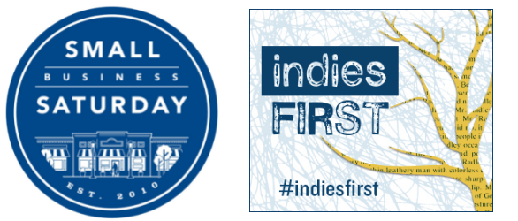 Small Business Saturday - Indies First